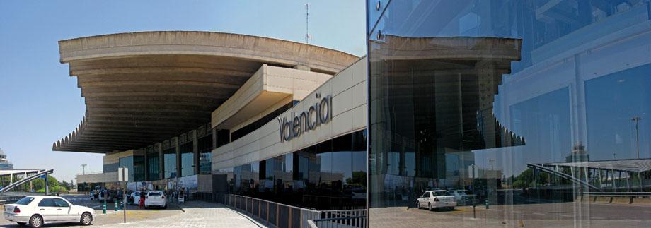 llegadas aeropuerto valencia: