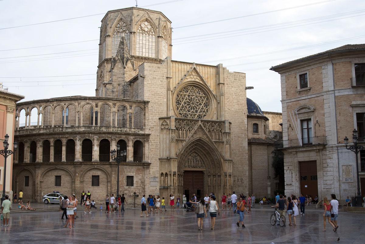 Valencia espa a centro hist rico - Centro historico de madrid ...