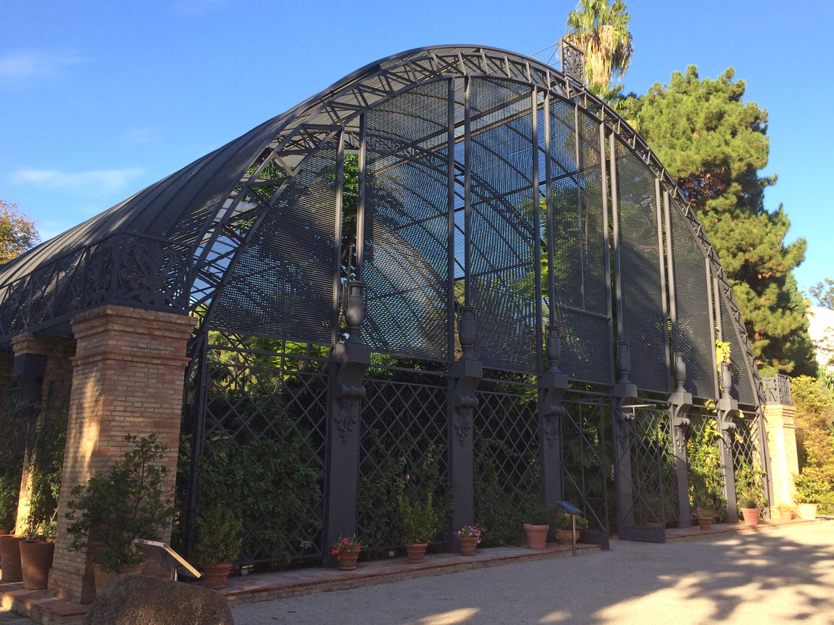 Valencia espa a jard n bot nico for Precio entrada jardin botanico madrid